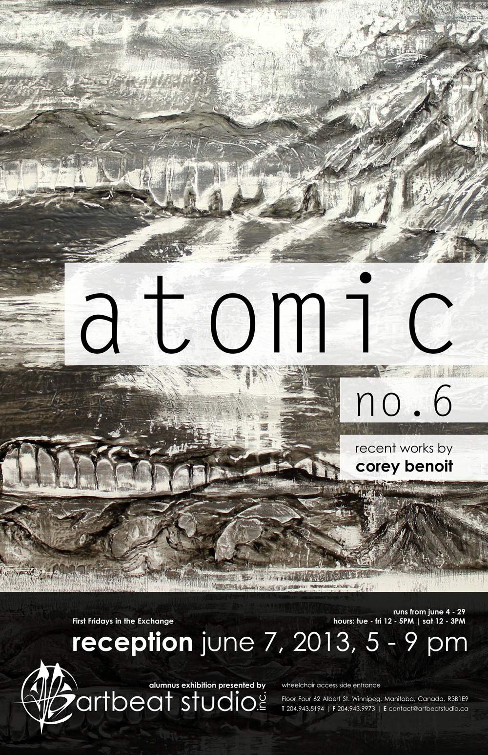 Atomic No.6 Web Poster