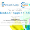 Volunteer Appreciation invite