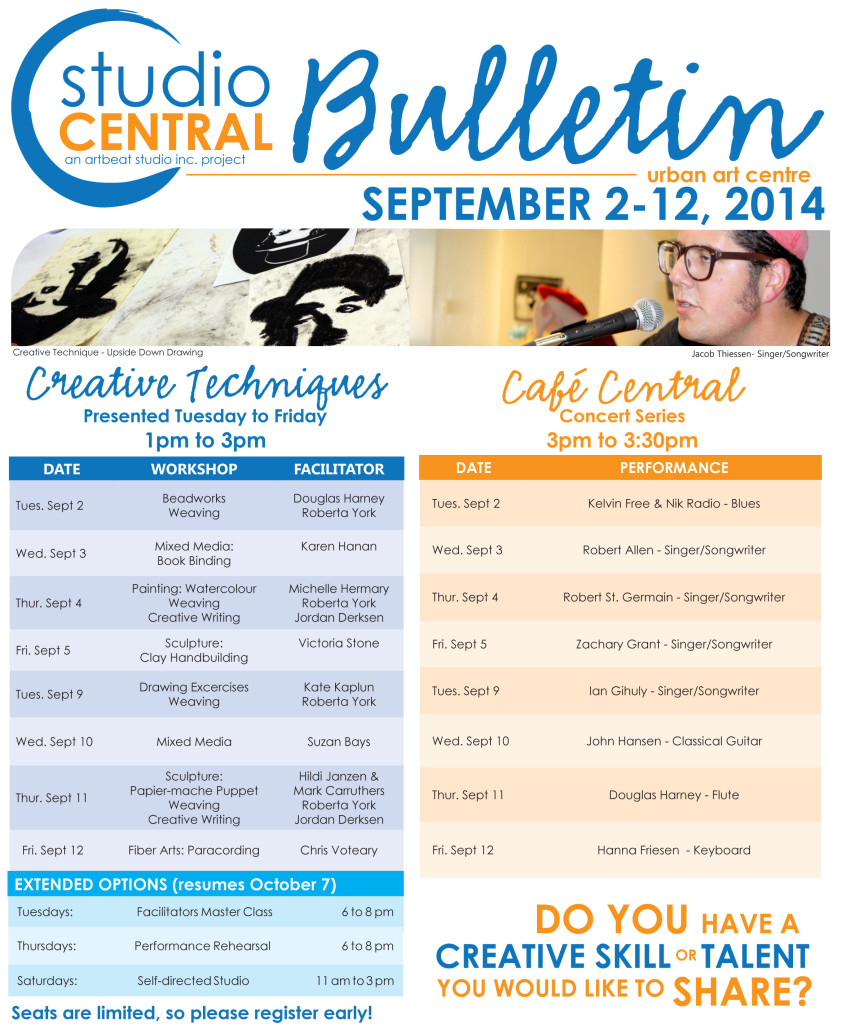 Studio-Central-Bulletin-Sep