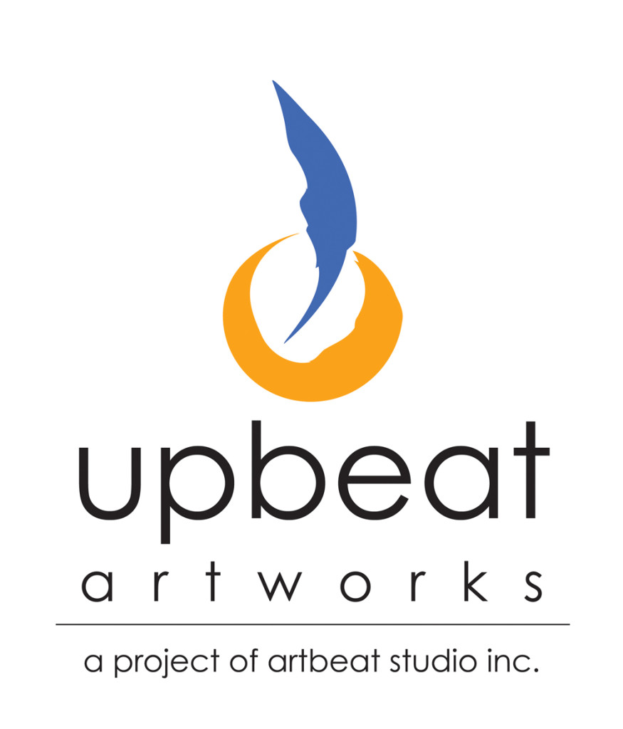 Upbeat Artworks web