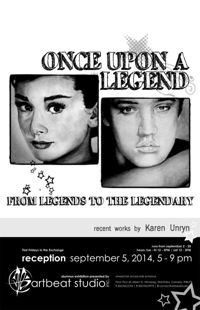 Once Upon a Legend Web