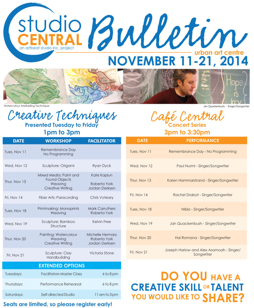 Studio-Central-Bulletin-Nov