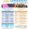 Studio Central May 24 - June 3 2016