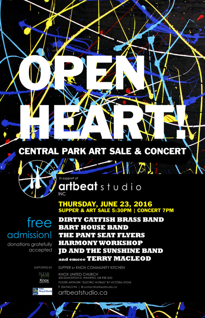 Open Heart Community Concert - Web