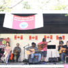Artbeat Studio and Studio Central participate in the Canada Day Celebration at Central Park, 2016!