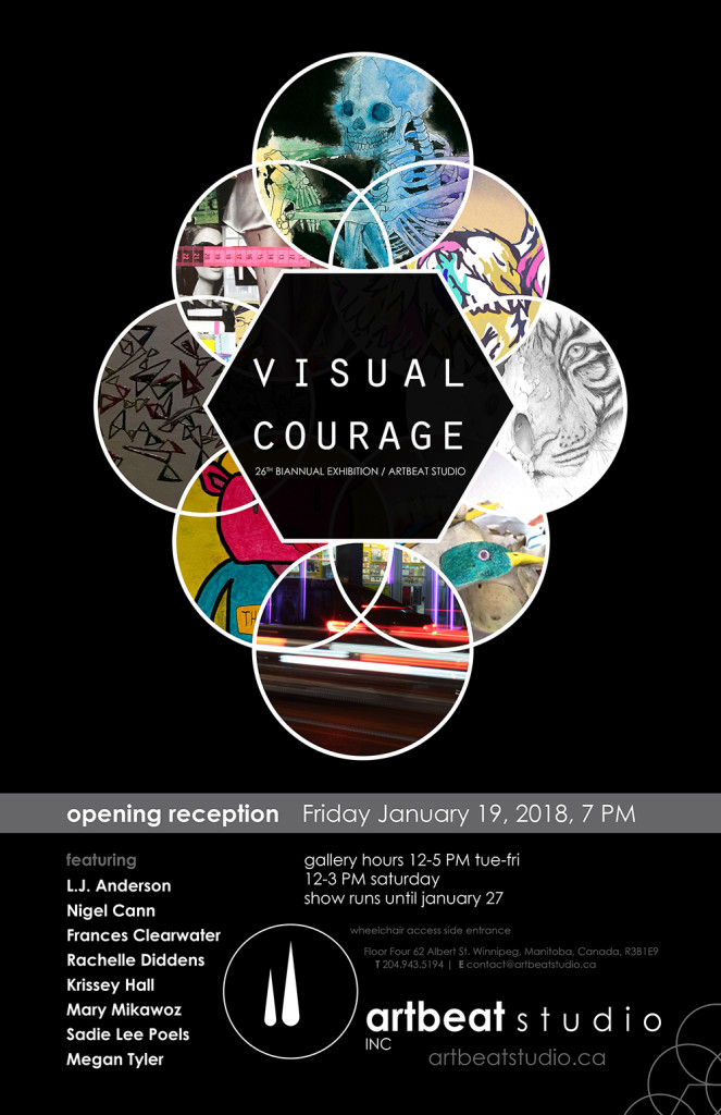 Visual Courage - Web