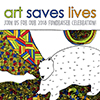 2018 Art Saves Lives event - thumb